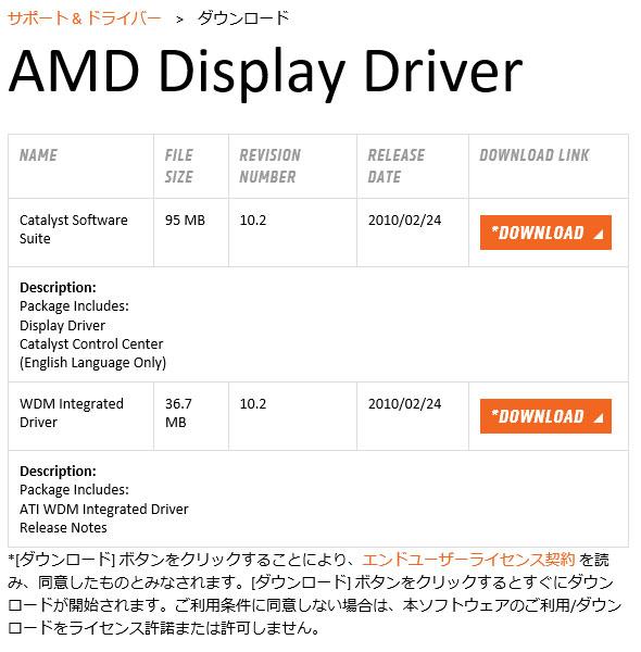 Amd Wdm Drivers Download