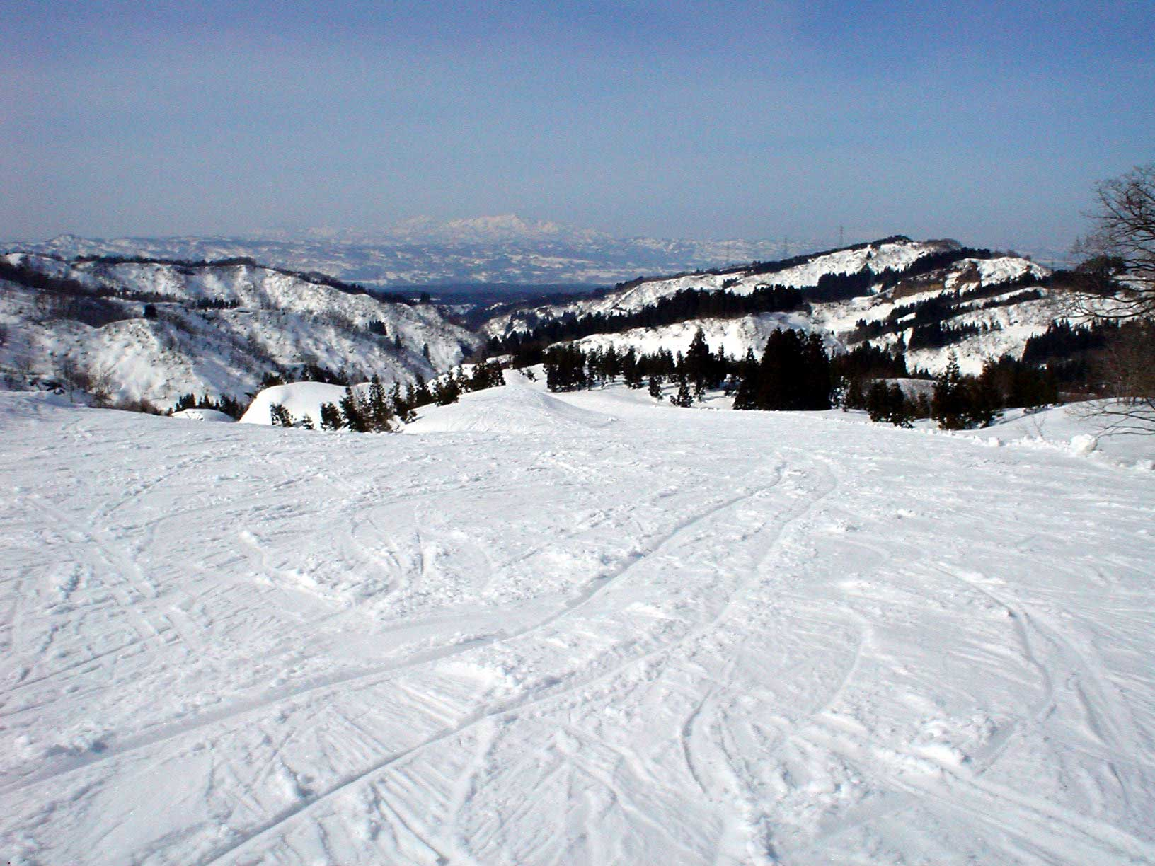 日帰りスキー/スノボ in 上越国際スキー場 (きりしま屋)